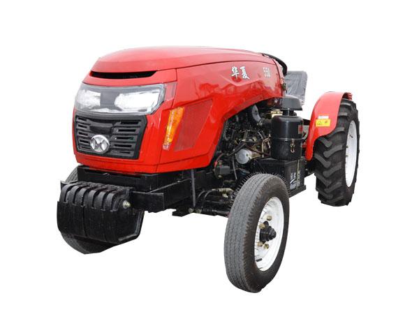 新型拖拉机作用大